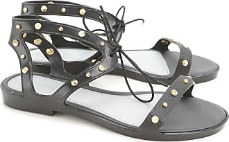 Sandals for Women, Melissa + Tropico Surreal, Black, PVC, 2017, USA 7 - EUR 38 USA 9 - EUR 40 Melissa