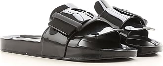 Sandals for Women, Mlsa, Black, plastic, 2017, USA 7 - EUR 38 USA 8 - EUR 39 USA 9 - EUR 40 Melissa