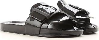Sandals for Women, Mlsa, Golden, plastic, 2017, USA 6 - EUR 37 USA 7 - EUR 38 USA 8 - EUR 39 USA 9 - EUR 40 Melissa