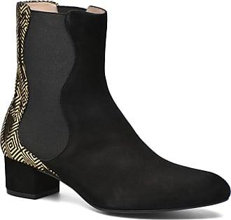 Mellow Yellow - Damen - Alda - Stiefeletten & Boots - schwarz fw6Y8ZWs