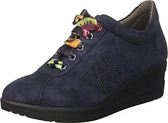 Melluso - Chaussures À Lacets Pour Hommes Noir Taille: 42 qualité supérieure rabais dXaTtSeu