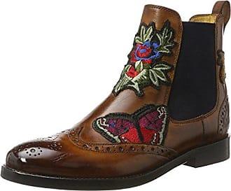 Womens Amelie 44 Chelsea Boots, Blue, 9.5 Melvin & Hamilton