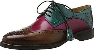 Melvin & HamiltonAmelie 3 - Zapatos Planos con Cordones Mujer, Color Multicolor, Talla 41 Melvin & Hamilton
