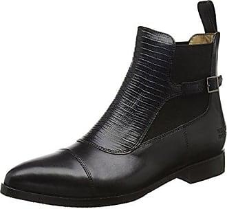 Greg 2, Chelsea Boots Homme, Gris (Venice Smoke, Ela. Navy, Hrs Venice Smoke, Ela. Navy, Hrs), 42 EUMelvin & Hamilton