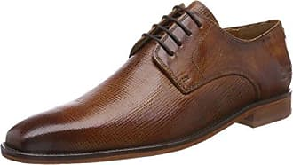 Elvis 29, Derby Homme - Marron - Braun (Crust/Crock Chestnut (1), Wood (2,3), Tan (4,6)/Chestnut (5,7), LS BRW)Melvin & Hamilton