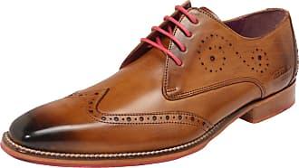 Melvin & Hamilton Chaussures À Lacets Lewis 36 'couleurs Brun / Brun Foncé / Mixtes LIhFZk