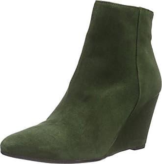 Kerrie - Botas de Cuero Mujer, Color Verde, Talla 41 Jonny's