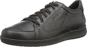 Mephisto RIENZO STEVE 2678 CHESTNUT - zapatos con cordones de cuero hombre, color marrón, talla 41