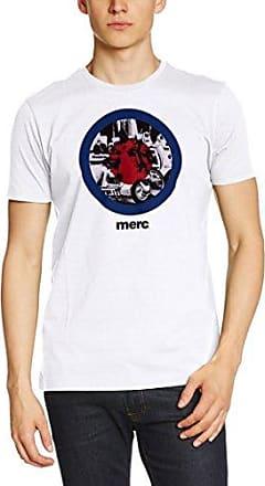 Granville - T-shirt - Col ras du cou - Manches courtes - Homme - Blanc (White) - X-Small (Taille fabricant: XS)Merc Vente De Haute Qualité Le Plus Grand Fournisseur Prix Pas Cher n7NoEz
