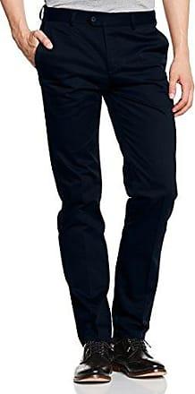 Winston - Pantalón chino para hombre, color azul marino, talla talla francesa: w30 (taille fabricant: 30) Merc