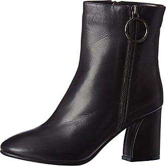 164215-0501-6002, Zapatillas de Estar por Casa para Mujer, Negro (Nero), 42 EU Mjus