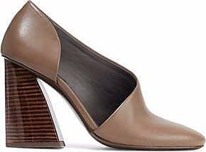Mercedes Castillo Woman Cara Cutout Leather Pumps Size 10 W52CWvgT