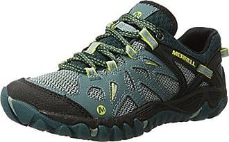 Merrell Cham 7 Limit, Chaussures de Randonnée Hautes Homme, Vert (Dusty Olive), 43.5 EU