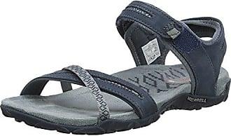 Merrell Terran Cross II Taupe, Schuhe, Sandalen & Hausschuhe, Sportsandalen, Grau, Female, 36