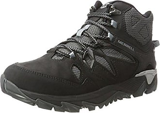 Merrell Overlook 6 Ice+, Chaussures de Randonnée Hautes Homme, Noir (Black), 45.5 EU