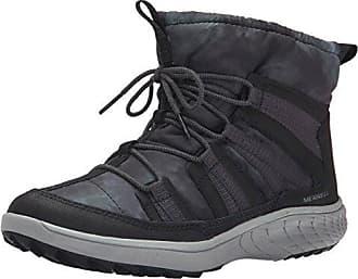 BERGOT - Zapatillas Altas, Mujer, Negro, 38 Hudson