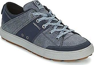 Merrell Rant Discovery Lace Canvas, Sneaker Uomo, Nero (Granite), 41.5 EU