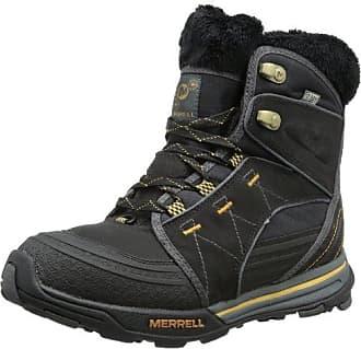 Merrell Eagle Silver lining, Schuhe, Stiefel & Boots, Wanderschuhe, Grau, Female, 36