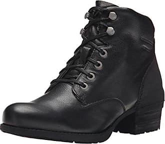 Merrell Eventyr Cuff Wtpf Black, Schuhe, Stiefel & Stiefeletten, Hohe Stiefel, Schwarz, Female, 36