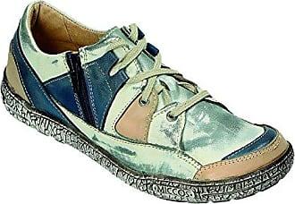 Miccos Shoes Halbschuhe D.Halbschuh in smog/komb., Größe 39.0 Miccos