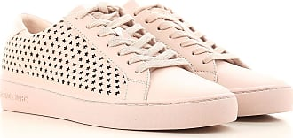 Sneakers for Women On Sale, Admiral Blue, Neoprene, 2017, 4.5 Michael Kors