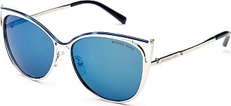 Michael Kors Sonnenbrille Mk1020, Uv400, silbern