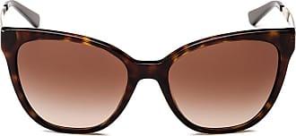 Michael Kors Sonnenbrille Mk6013, UV 400, schwarz/braun
