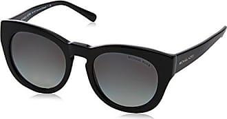 MICHAEL KORS Michael Kors Damen Sonnenbrille »SUMMER BREEZE MK2037«, schwarz, 317711 - schwarz/grau