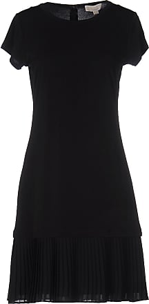 Dress for Women, Evening Cocktail Party On Sale, Black, polyestere, 2017, 12 Michael Kors