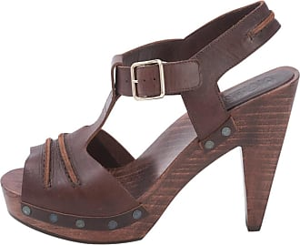 Pre-owned - Leather sandals Michel Vivien Cheap Huge Surprise Many Kinds Of  Discount Fashion Style Cheap Perfect 2ahDWs