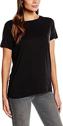 Minimum 11518214-camiseta Mujer Negro Negro (X-Large Y82CSSbds