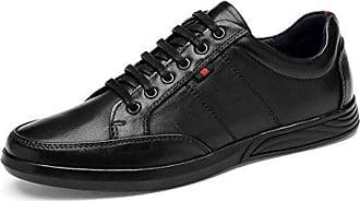 Minitoo LHEU-LH1702, Herren Sneaker, Schwarz - Schwarz - Größe: 39.5