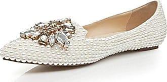 Damen Ballett, Braun - Champagne - Größe: 36 Minitoo