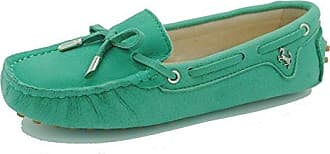 Minitoo , Damen Sandalen , Grün - Verde (Acquamarina) - Größe: 38