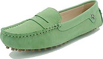 Minitoo , Damen Sandalen , Grün - Verde (Verde oliva) - Größe: 35.5