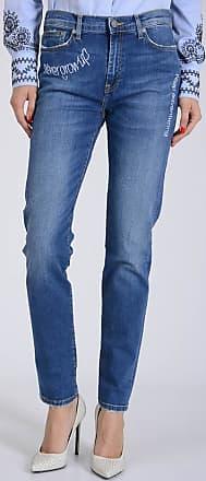 14cm Embroidery Jeans Größe 44 Mira Mikati