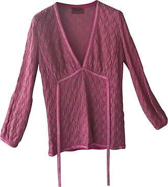 gebraucht - Strick-Tunika mit Muster - DE 34 - Damen - Andere Farbe Missoni