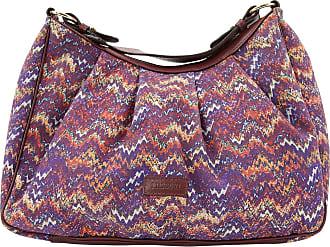 Shoulder Bag for Women On Sale, Blue, Fabric, 2017, Universal Size Missoni