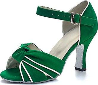 CFP , Damen Peep Toes , grün - grün - Größe: 36
