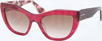 Miu Miu 02PS DHJ0A6 Violett Tortoise 02Ps Cats Eyes Sunglasses Lens Category 2 GaoJqc8