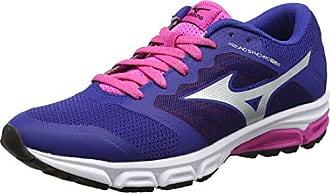 Wave Paradox 2 Damen Laufschuhe, Purple (Royal Purple/Silver/Atlantis), 38.5 EU Mizuno