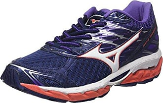 Mizuno Wave Ultima 9 Wos, Chaussures de Running Femme, Multicolore (Black/Silver/Fierycoral 81), 38 EU