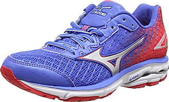 Wave Inspire 12, Chaussures de Running Compétition Homme, Bleu - Blue (French Blue/White/Twilight Blue), 40 EU (6.5 UK)Mizuno