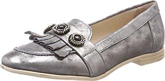 Mjus 684106-0101-6488, Zapatos de Cordones Derby para Mujer, Gris (Mouse 6488), 42 EU