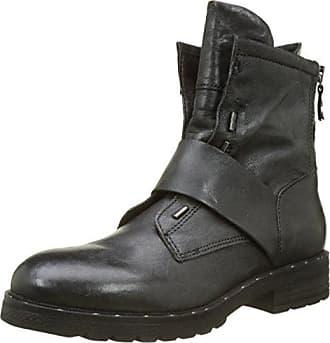 Mjus 190205-0102-6002, Rangers Boots Femme, (Nero 6002), 41 EU