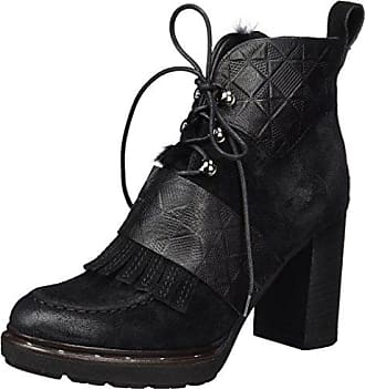 790322-0101, Bottes Haute Femme - Noir - Schwarz (Nero), 37Mjus