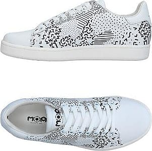 Sneakers for Women On Sale in Outlet, White, Leather, 2017, 3.5 MOA Master Of Arts
