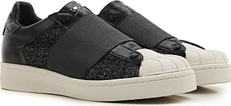 Sneakers for Women On Sale, Black, Leather, 2017, 4.5 5.5 MOA Master Of Arts