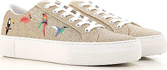Sneakers for Women On Sale, White, Leather, 2017, 3.5 4.5 5.5 7.5 8.5 MOA Master Of Arts