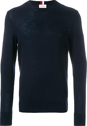 Sweater for Women Jumper, Avio Blue, Mohair, 2017, 10 8 Moncler